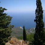 panorama da Giglio Castello2