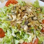 Салат из ропанов