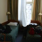Chambre minuscule
