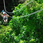 Aerial Trek Zipline Adventures