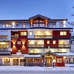 Hotel Sonnenhof im Winter