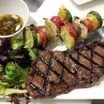 The Contra Steak