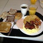 Breakfast :-)