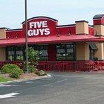 Five Guys - Hattiesburg