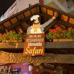 Foto de Aparthotel-Restaurante Safari