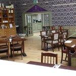 The Cafe/ restaurant