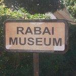 Mark Nanyingi at Rabai Museum in Rabai, Kaloleni