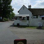 toll bridge toll house and cafe