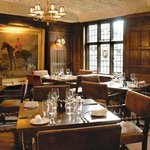 Olde world charm with modern cuisine