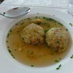 A most delicious dumpling soup