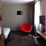 la chambre 114