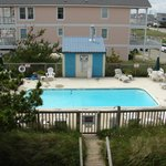The Islander pool