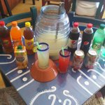 Drinks:  Soda, Agua Fresca, Fresh Juices and More!