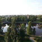 Utsikt mot elven