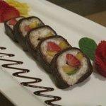 Chocolate Sushi Dessert