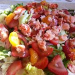 Summer Salad with Lobster
