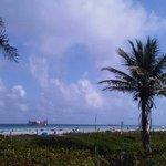 Overlooking beautiful Delray Beach