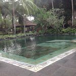 One of the beautiful pools