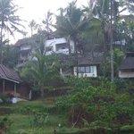Main house bungalow