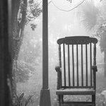 ze rocking chair.isnt it beautiful?