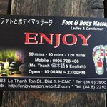 fantastic Enjoy Massage!