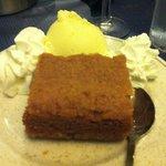 Revani: Honey Sponge Cake