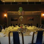one of the function rooms