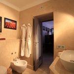 bagno suite Terra