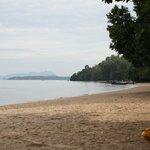 Beach in morning