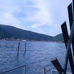 Sbocco sul lago