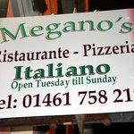 Megano's, Annan