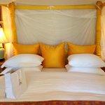 Stunning bedding