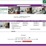 The Exchange Regency Residence Hotel ads