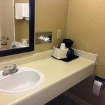 Fairview Inn Suites Jonesboro Bathroom