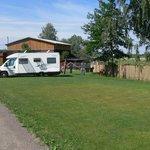 Camper grounds