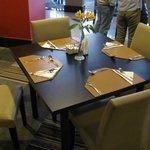 Restaurante Hotel Slaviero Foz: Carpete no Restaurante