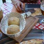 Tasty free starter at the L'esprit Bistrot
