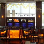 Bar Volt, en el lobby del hotel