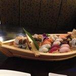 Sushi Love Boat!