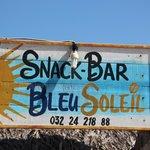 Blue soleil