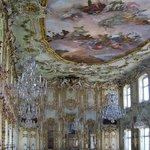 Rococo ballroom