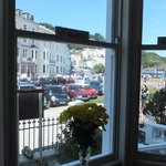 View fro Lounge at The Clovelly