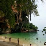 Pranang Beach, Railay Island