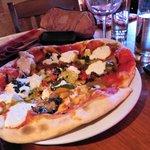 Veggie pizza Ristorante a Mano, Halifax
