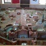 City Model inside Murat 1st Hamami