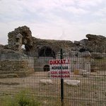 Roman Theater Closed as of 29.06.2013