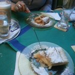 Strudel in Theo Cafe