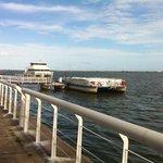 Restaurante Catamaran - ponto de embarque do passeio