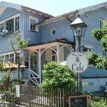 Das Blaue Haus von aussen