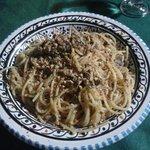 spaghetti alle sarde